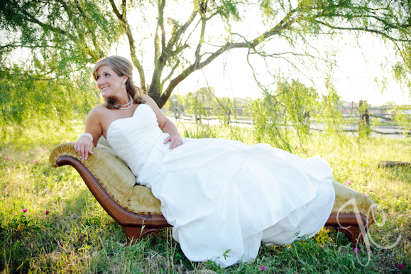 A Texas Style Bridal