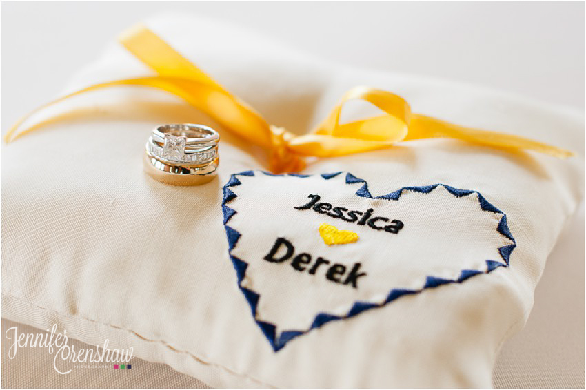 Jessica and Derek: Wedding